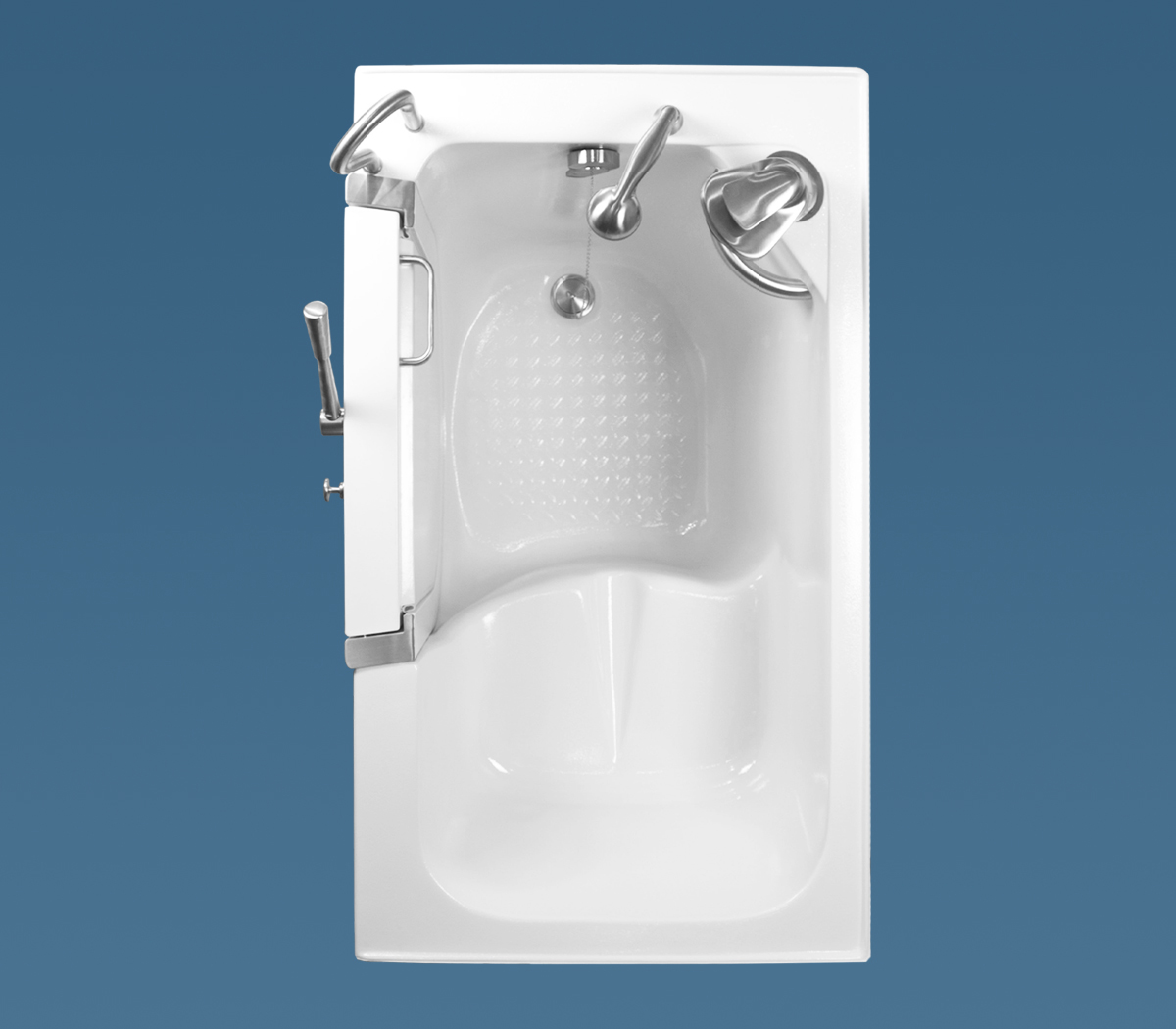 Acrylic Out Swing Walk In Tub Accessible Home Store