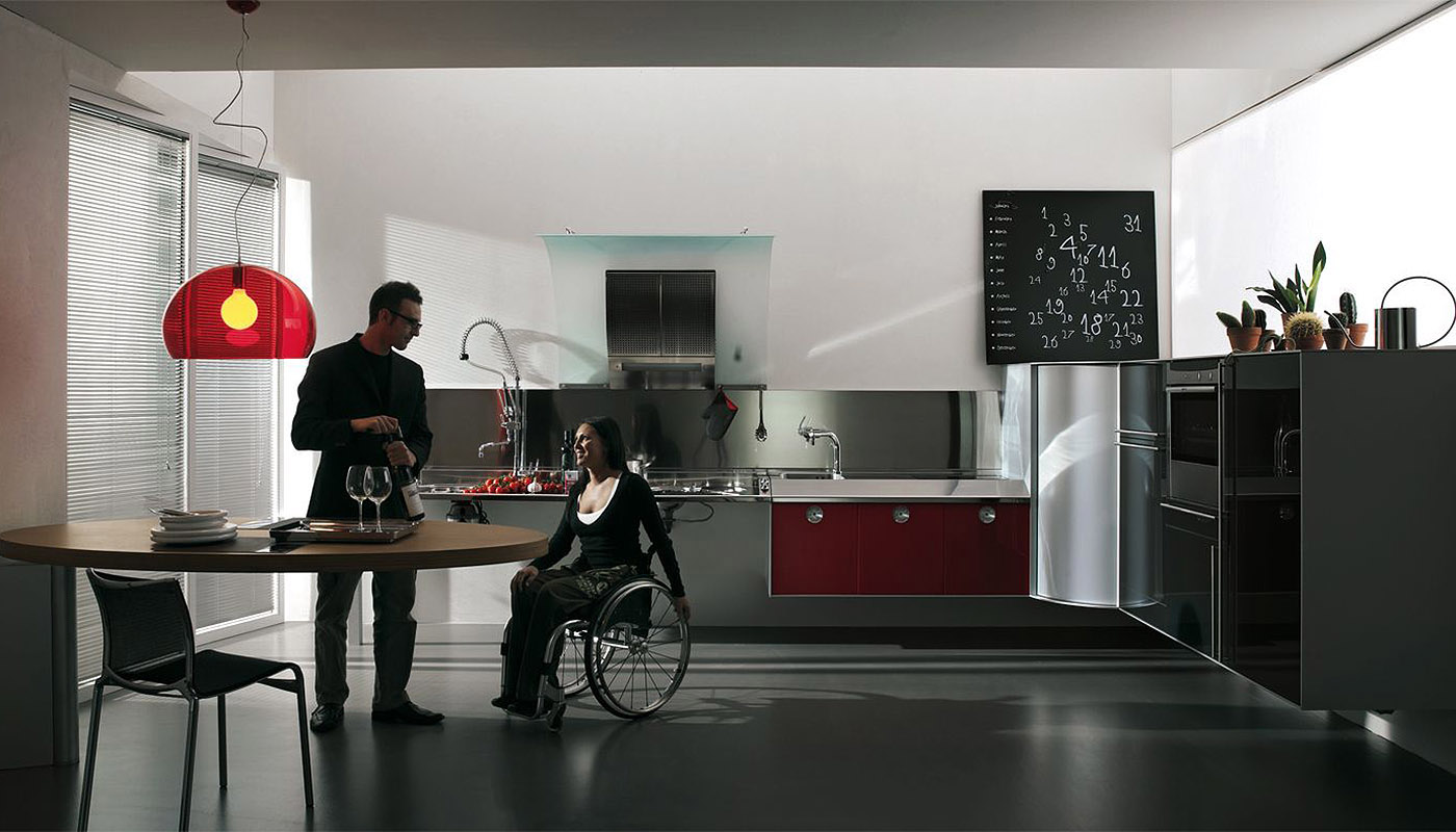 Accessible Store in Anchorage, Alaska sells assisted living kitchen solutions.jp