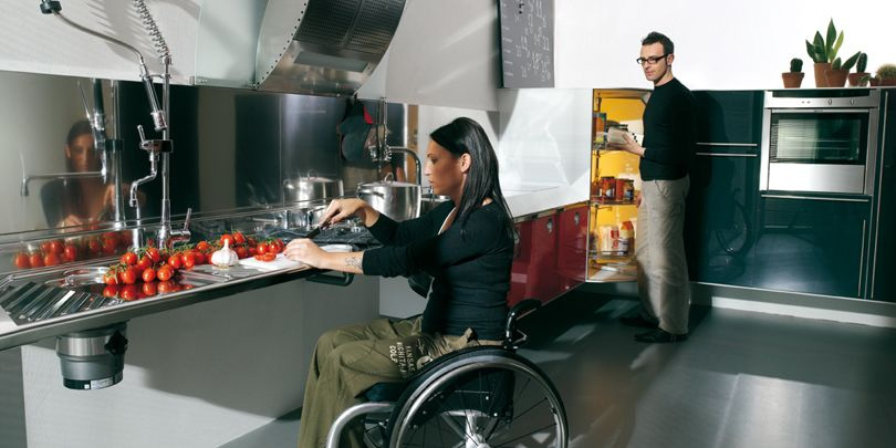 Accessible Store in Anchorage sells Barrier Free Lifts Kitchen Accessible Products