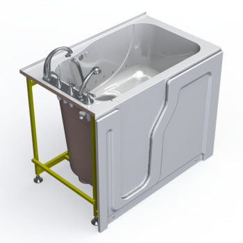 Escape Model 53″ x 32″ Walk-In Tub